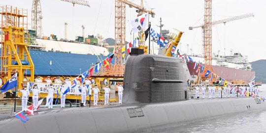 """[속보] SLBM 잠수함 발사 세계 7번째 성공…""""자주국방 큰 역할"""""""